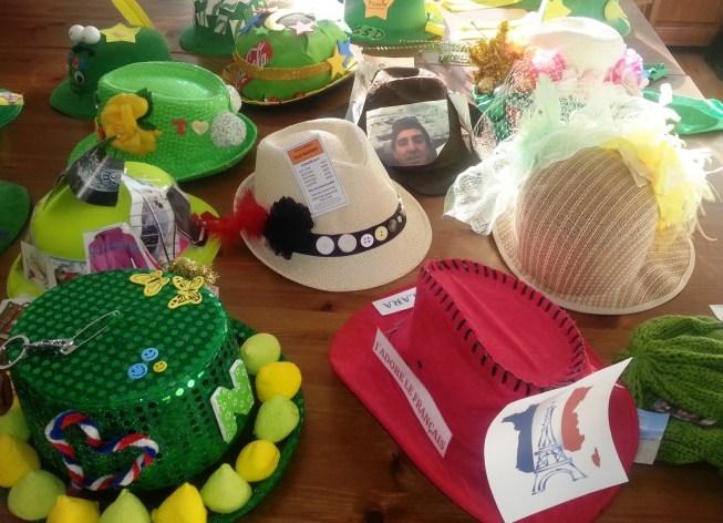 chapeaux catherinettes frace intense