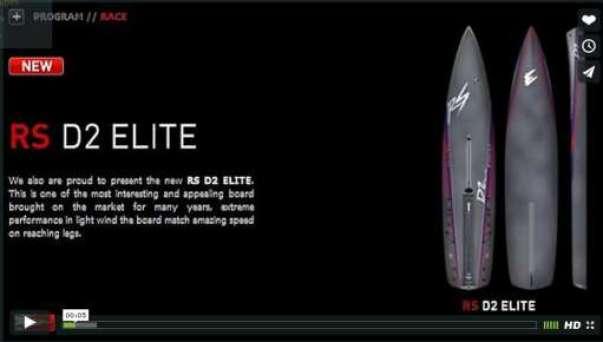 Exocet RSD2 Elite