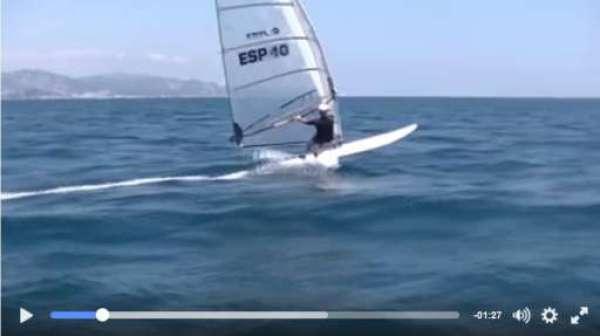 Racebard in Spain (Aerolite)