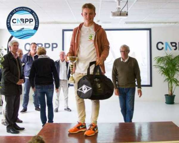 Championnats de France 2016: 1er Jeunes Raceboard 7,8 : Paul Mingan (Crocodiles de L'élorn)