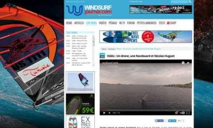 Le buzz sur Windsurfjournal