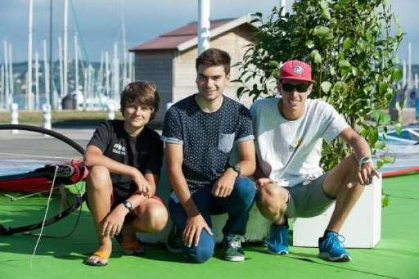 yann bouveret 18 ans retour sur les championnats d europe brest 2016 france raceboard. Black Bedroom Furniture Sets. Home Design Ideas