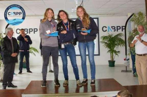 Jeanne Mailhos Vitel - championne de France 2016