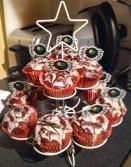 Halloween Spider Cupcakes