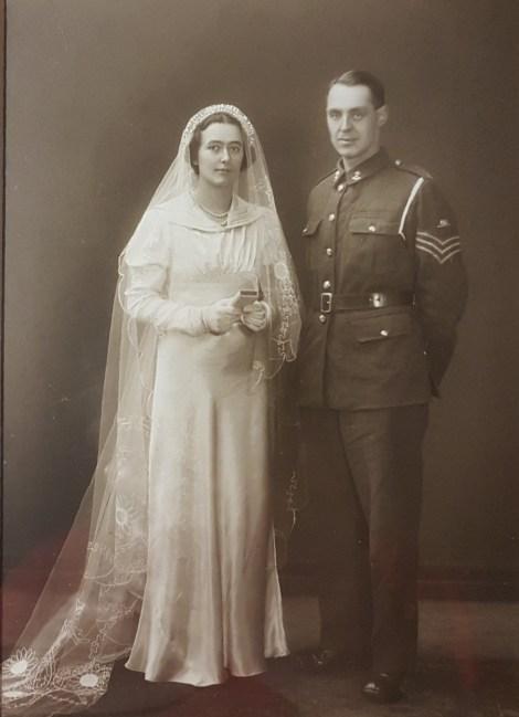 Elise and Vincent Richardson wedding photo