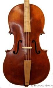 frontal Montagnana 1740 eduardo frances bruno luthier
