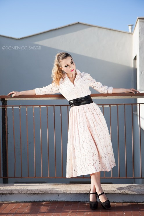 PH Domenico Salvati MODEL Eleonora Zupi DRESSES Sonia Cappelli