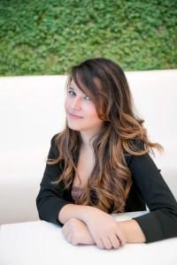 Business portrait di Francesca Cinus - Rivelatrice di Comunità, fotografata da Alice Mastinu.