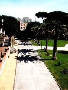 Particolare Giardino Scotto, Pisa. Foto Francesca Cinus - Rivelatrice di Comunità