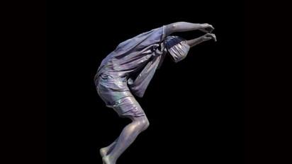 MYTHES DE LA MEDITERRANEE – ANNA CHROMY – SAINT-TROPEZ 2011