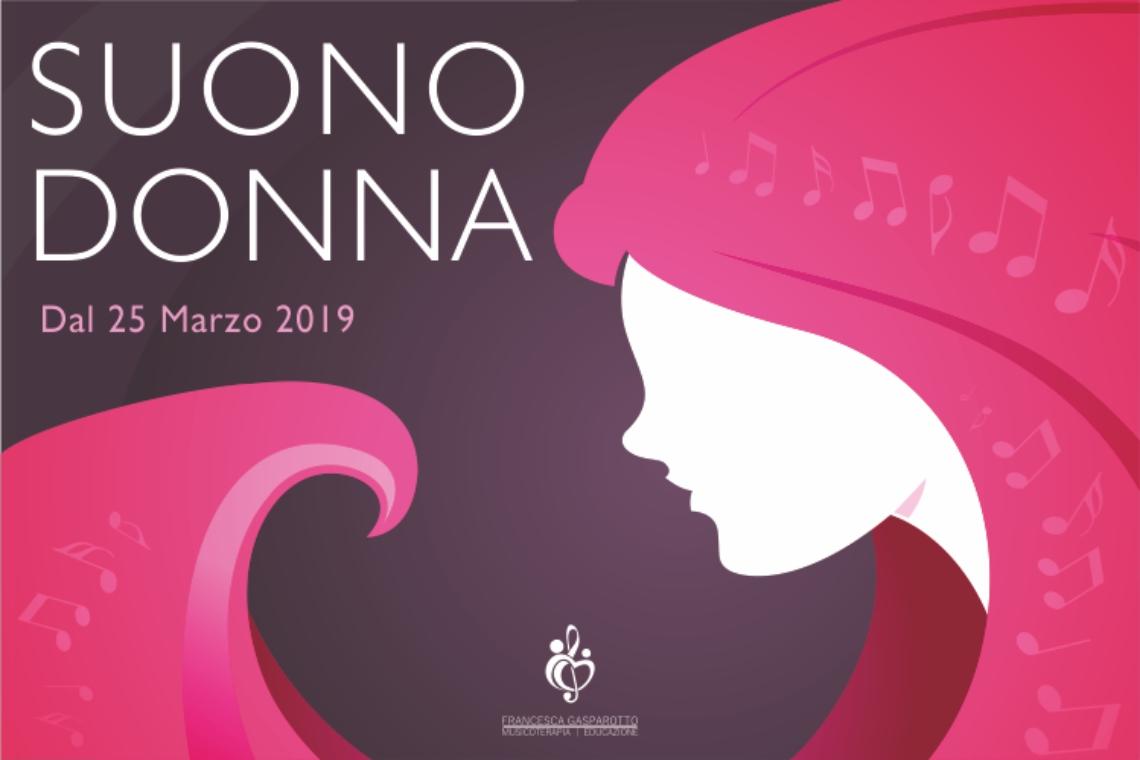 Suono Donna - Laboratorio Francesca Gasparotto