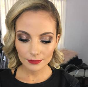 bridal make up artist perth