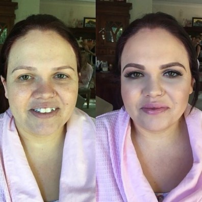 makeup artist in perth