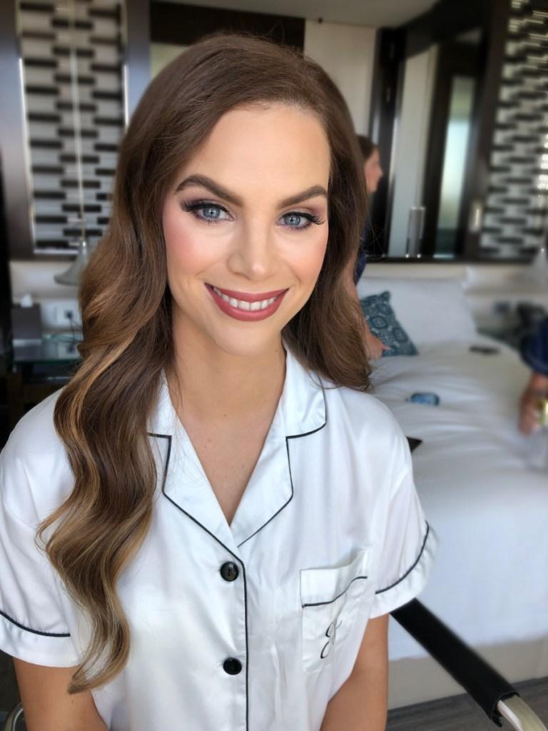 Perth wedding makeup