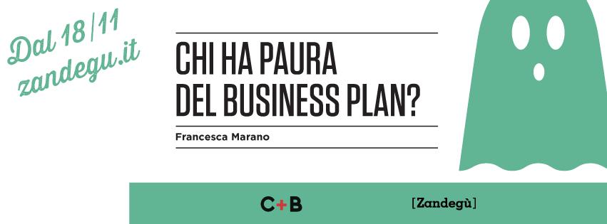 Chi ha paura del business plan