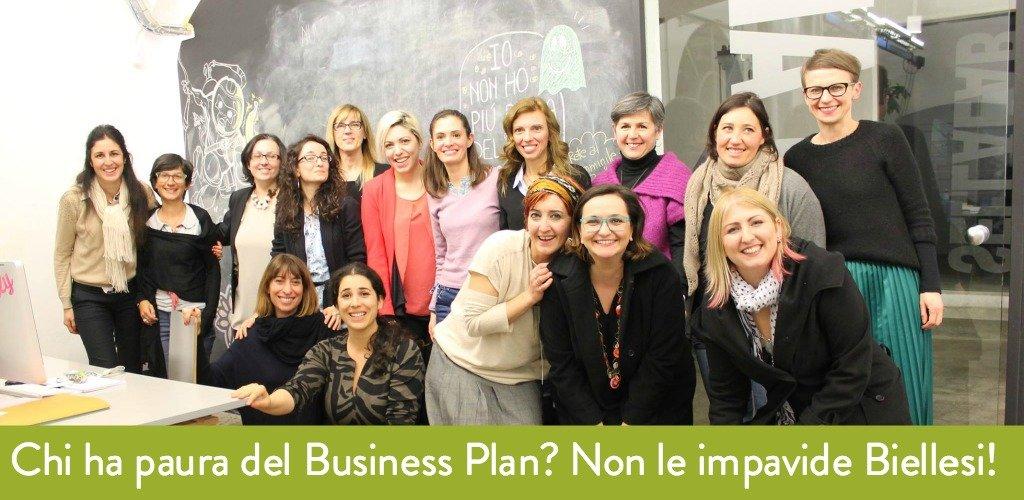 Noi non abbiamo paura del business plan