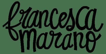 Logo Francesca Marano by Alessandro Pelissetti