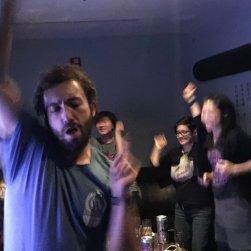 Luca sings Katy Perry