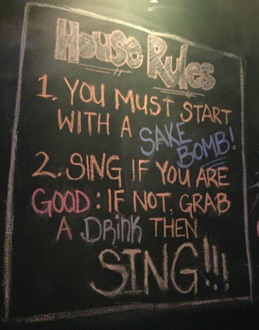 Consigli per karaoke