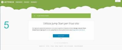 Jump start Jetpack