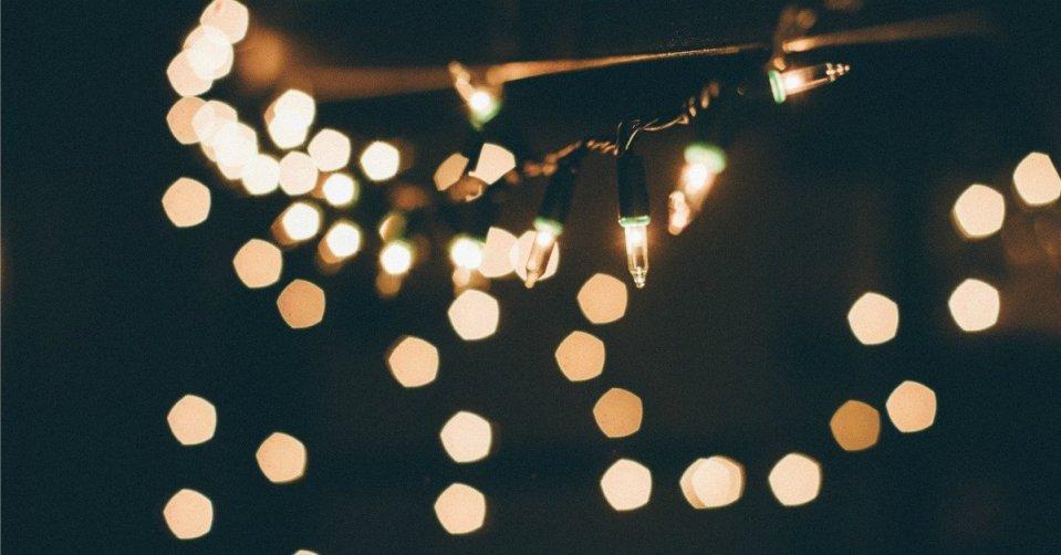 Lucine di Natale