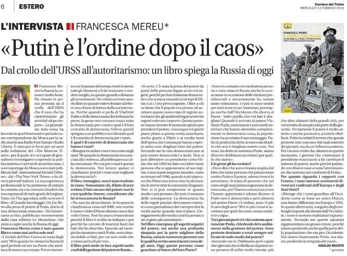 Corriere Ticino