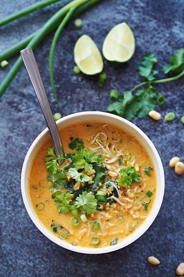 Thai Kokos Suppe