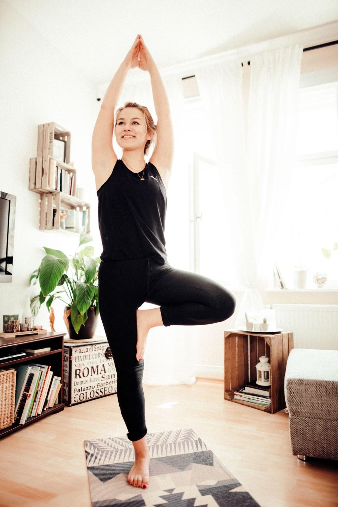 Gym oder Homeworkout? - die beste Yoga-App