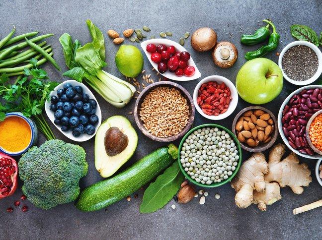 Lebensmittelkombination