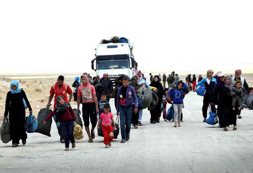 Balkan, Flüchtlinge