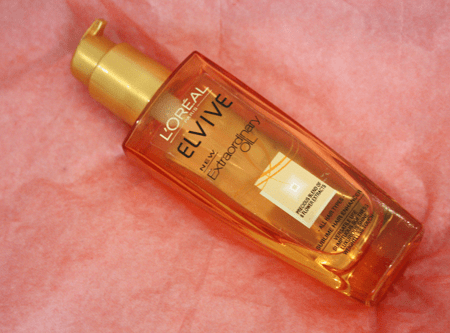 l'oreal elvive extraordinary oil hair review on francescasophia.co.uk