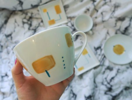 DIY Crockery | Unleashing my Creativity with Reeves