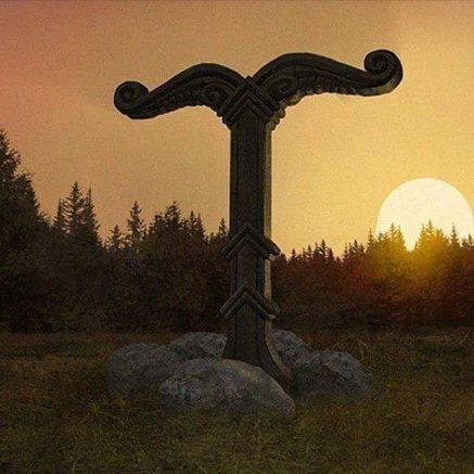 irminsul sunset