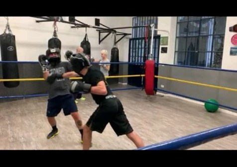 sparring francesco-dalpino-dojoruan