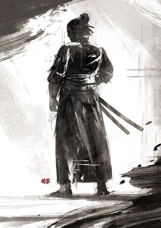 """花 は 桜 木人 は 武士 """"Tra i fiori il ciliegio, tra gli uomini il bushi , il guerriero"""""""
