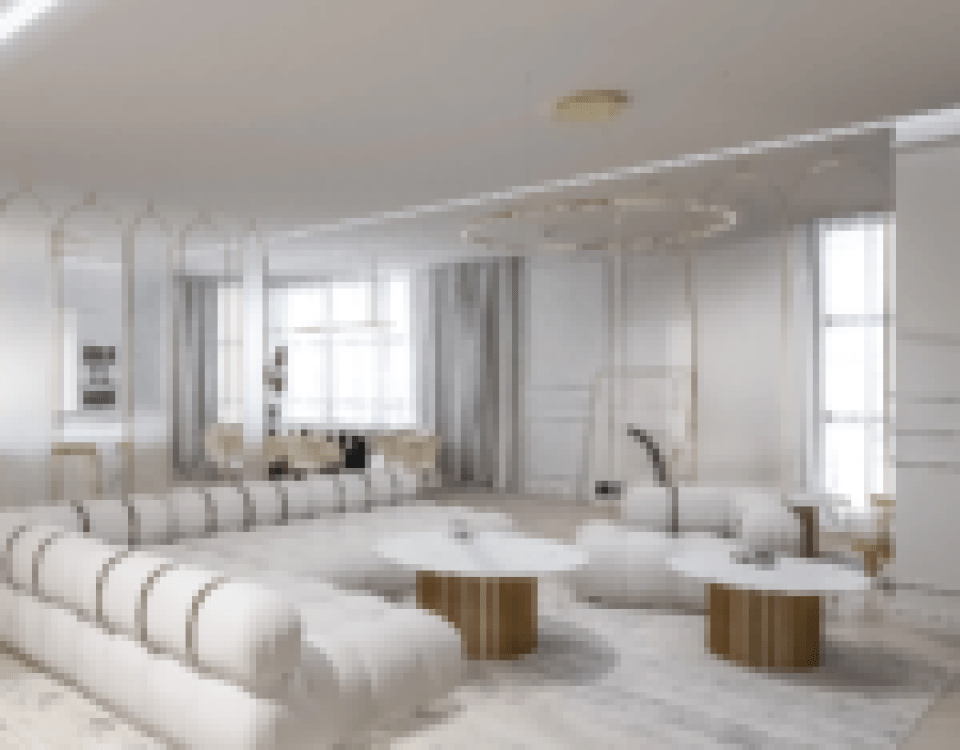 Penthouse white1 - Projekty Francesco Design