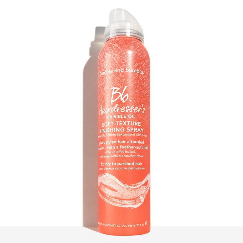 Hairdresser's Invisible Oil Soft Texture Finishing Spray 150ml