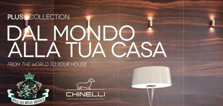 Sheffield Plus Collection dal Mondo alla Tua Casa – Gamma Spa | chinelli.it
