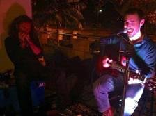 Francesco Renna and Mike de Velta live in Australia