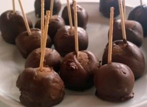 Cioccolatoni alla castagna