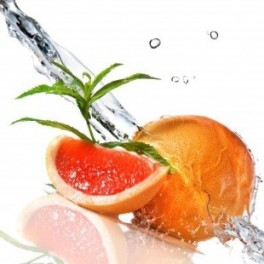 grapefruit hydrosol or aromatic water