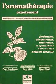 aromatherapy scientific literature