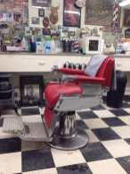 Louie & Joe's Barbershop, 2830 Delaware Ave., Buffalo, NY. Sharing many stories!