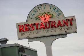 Family Tree Restaurant. 4346 Bailey Ave. Amherst NY. A great place to meet and talk about Fred!