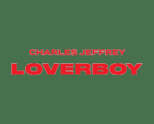 Charles Jeffrey Loverboy branding, identity, Frances Wilks