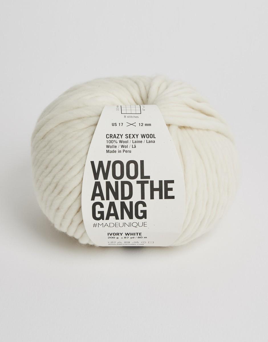 crazy sexy wool