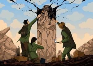 Illustration Yvan Debs