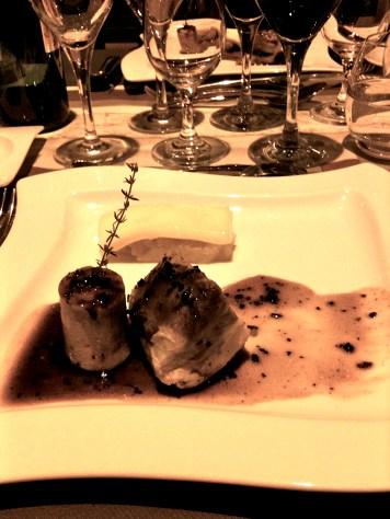 Villeneuve dinner