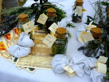 game herbs