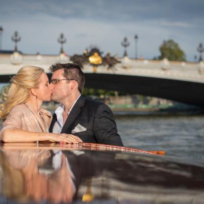 Romantic Private Cruise in Paris